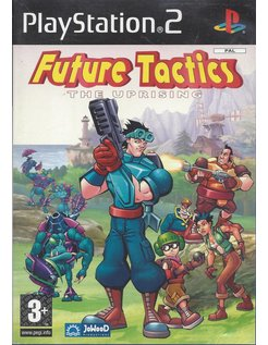 FUTURE TACTICS THE UPRISING voor Playstation 2 PS2