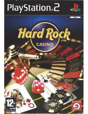 HARD ROCK CASINO voor Playstation 2 PS2