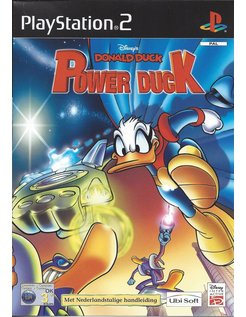 DONALD DUCK POWER DUCK für Playstation 2 PS2