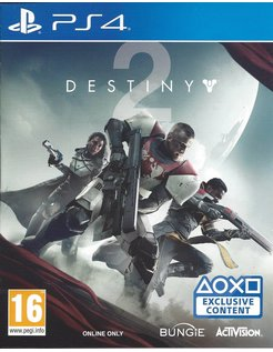 DESTINY 2 voor Playstation 4 PS4