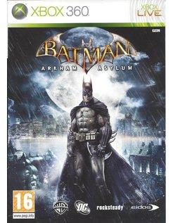 BATMAN ARKHAM ASYLUM for Xbox 360
