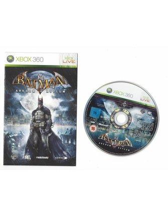 BATMAN ARKHAM ASYLUM voor Xbox 360