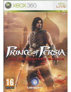PRINCE OF PERSIA THE FORGOTTEN SANDS voor Xbox 360
