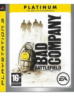 BATTLEFIELD BAD COMPANY voor Playstation 3 - Platinum