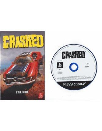 CRASHED für Playstation 2 PS2