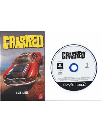 CRASHED voor Playstation 2 PS2