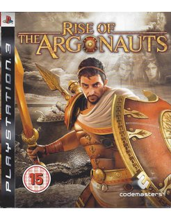 RISE OF THE ARGONAUTS voor Playstation 3