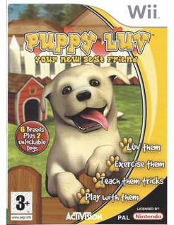 PUPPY LUV for Nintendo Wii