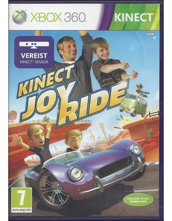 KINECT JOY RIDE für Xbox 360