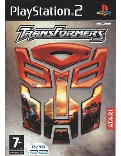 TRANSFORMERS voor Playstation 2