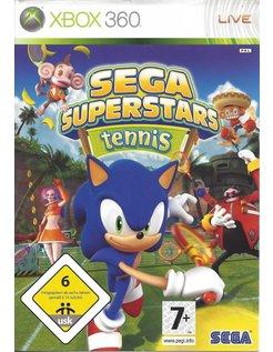 SEGA SUPERSTARS TENNIS for Xbox 360