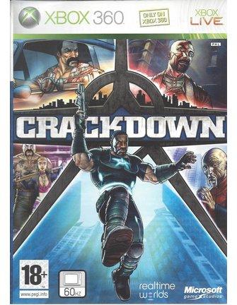 CRACKDOWN voor Xbox 360