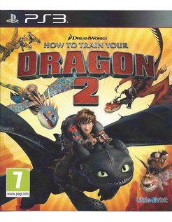 HOW TO TRAIN YOUR DRAGON 2 für Playstation 3 PS3