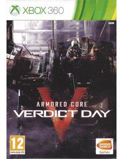 ARMORED CORE VERDICT DAY for Xbox 360