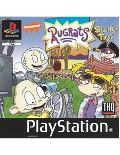 RUGRATS STUDIO TOUR für Playstation 1