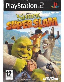 SHREK SUPERSLAM voor Playstation 2 PS2