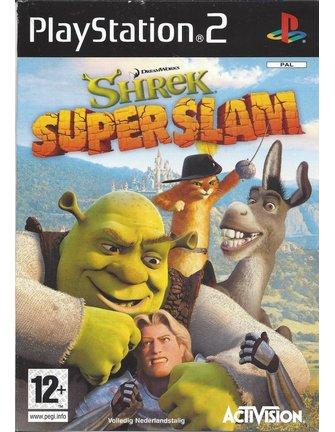 SHREK SUPERSLAM for Playstation 2 PS2