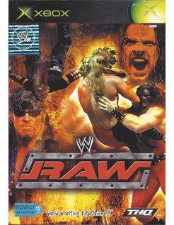 WWE RAW voor Xbox