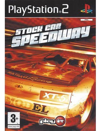 STOCK CAR SPEEDWAY for Playstation 2 PS2