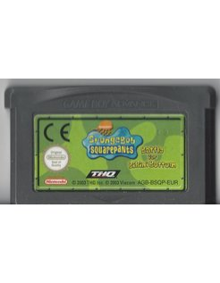 SPONGEBOB SQUAREPANTS - BATTLE FOR BIKINI BOTTOM für Game Boy Advance