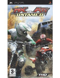 MX VS ATV UNTAMED for PSP