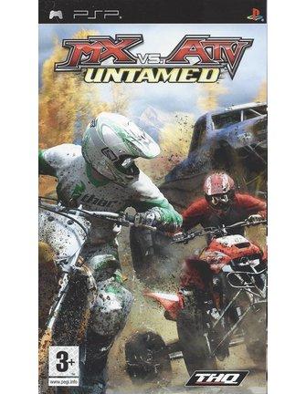 MX VS ATV UNTAMED for PSP