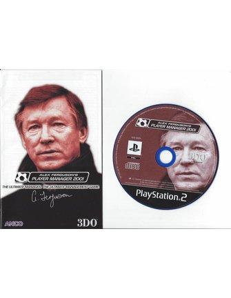 ALEX FERGUSON'S PLAYER MANAGER 2001 für Playstation 2 PS2