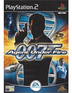 JAMES BOND 007 AGENT UNDER FIRE voor Playstation 2 PS2