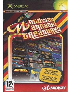 MIDWAY ARCADE TREASURES for Xbox