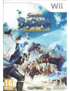 SENGOKU BASARA SAMURAI HEROES for Nintendo Wii`