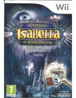PRINCESS ISABELLA A WITCH'S CURSE for Nintendo Wii
