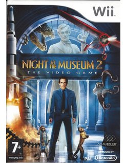NIGHT AT THE MUSEUM 2 for Nintendo Wii