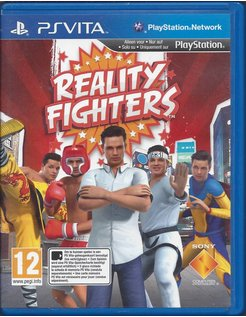 REALITY FIGHTERS for PS VITA