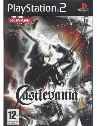 CASTLEVANIA voor Playstation 2 PS2