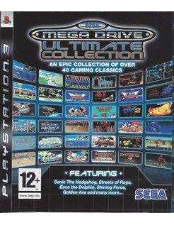 SEGA MEGA DRIVE ULTIMATE COLLECTION for Playstation 3 PS3
