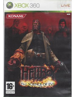 HELLBOY SCIENCE OF EVIL voor Xbox 360