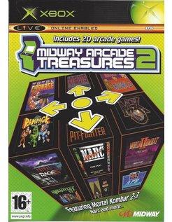 MIDWAY ARCADE TREASURES 2 for Xbox