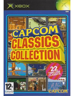 CAPCOM CLASSICS COLLECTION VOL. 1 for Xbox