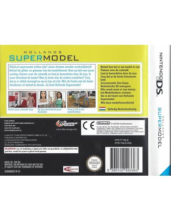 HOLLANDS SUPERMODEL voor Nintendo DS