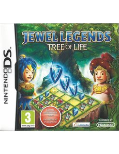 JEWEL LEGENDS TREE OF LIFE für Nintendo DS
