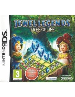 JEWEL LEGENDS TREE OF LIFE for Nintendo DS