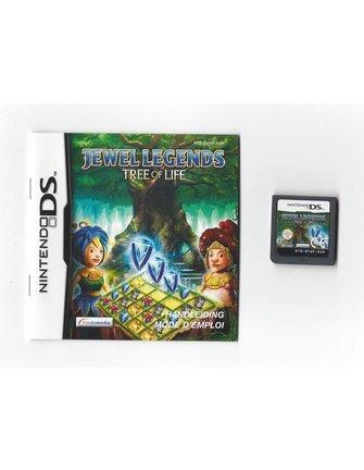 JEWEL LEGENDS TREE OF LIFE voor Nintendo DS