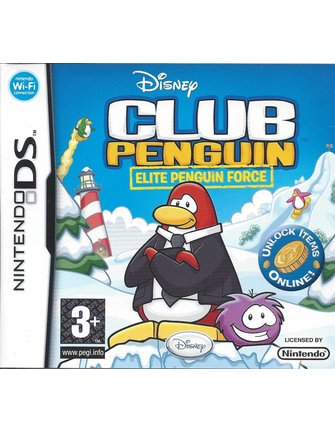 CLUB PENGUIN ELITE PENGUIN FORCE voor Nintendo DS