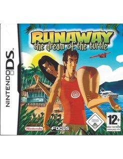 RUNAWAY THE DREAM OF THE TURTLE voor Nintendo DS