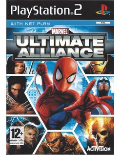 MARVEL ULTIMATE ALLIANCE für Playstation 2 PS2