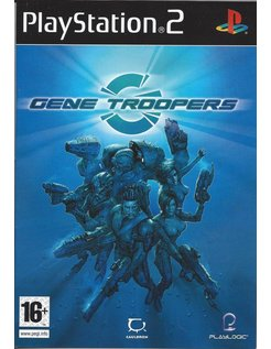 GENE TROOPERS for Playstation 2 PS2