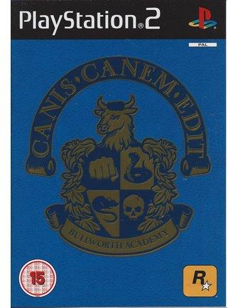 CANIS CANEM EDIT voor Playstation 2 PS2