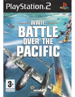 WWII BATTLE OVER THE PACIFIC for Playstation 2 PS2