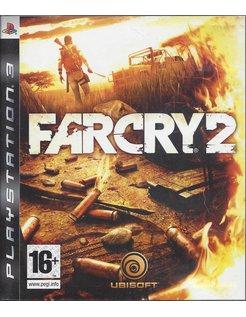 FAR CRY 2 voor Playstation 3
