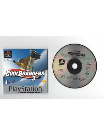 COOL BOARDERS 3 voor Playstation 1 PS1 -